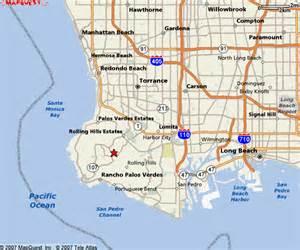 south bay map california palos verdes and south bay real estate market reports