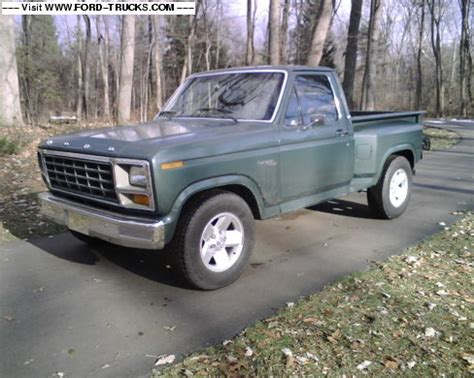 1981 ford f100 ranger automatic transmission ford truck enthusiasts forums 1981 ford f100 4x2 f100 ranger xlt