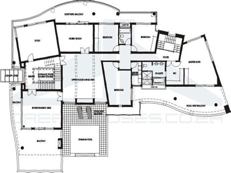 Ultra Modern House Floor Plans Contemporary House Plans Ultra Modern House Plans House Plan Contemporary Mexzhouse