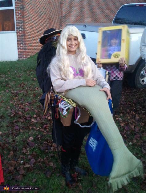 stolen mermaid illusion costume photo