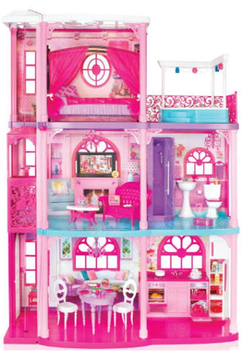 toys r us barbie house toy guide 2012 preschool