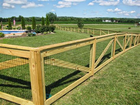 fence ideas for large yard new diy fence diy fence in the yard design and ideas pet living
