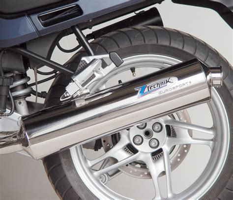 bmw r1150rt exhaust bmw r1150rt rs 2002 2004 stainless steel eurosport