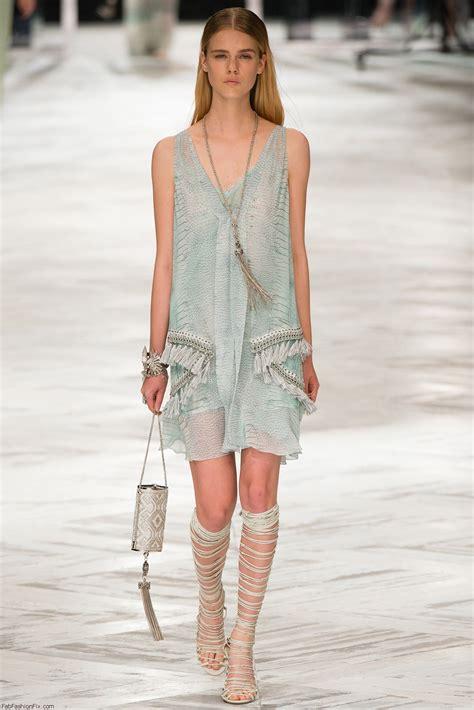 Milan Fashion Week Roberto Cavalli by Roberto Cavalli Summer 2014 Collection Milan