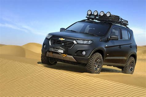 rugged suv chevrolet reveals the niva concept suv in moscow 95 octane