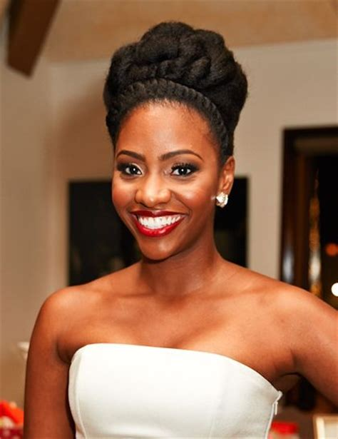 formal hairdos black ties 25 trending natural hair updo ideas on pinterest braid