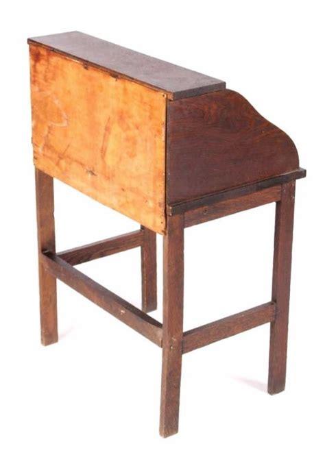 eastman desk antique eastman line children s roll top desk this