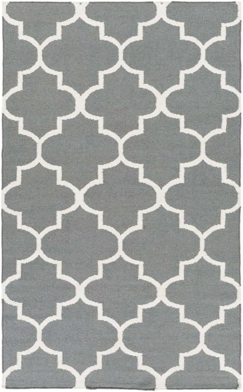 Artistic Weavers York Mallory Awhd1017 Grey White Area Rug White And Grey Area Rug