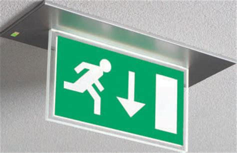 self contained exit light jsb bbmsec exit sign 3hrm self contained easicheck