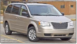 2009 Chrysler Town And Country Problems 2009 Chrysler Town Country Dodge Caravan Minivan Car