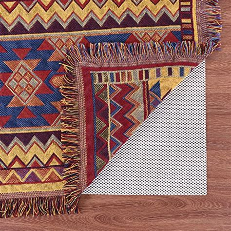 4x6 Rug Pad by Rug Pad Mbigm High Density Non Slip Area Rug Pad Indoor