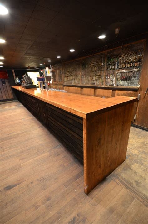Solid Wood Bar Tops by 17 Best Images About Bar Ideas On Liquor