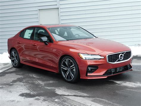 2019 Volvo S60 R by New 2019 Volvo S60 R Design 4dr Car 1v9169 Ken Garff