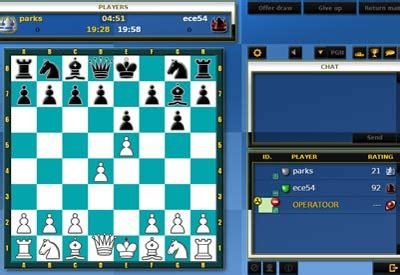 chess game play chess