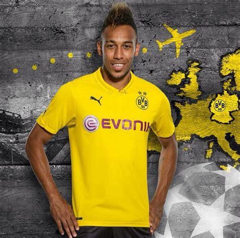 Calendrier Dortmund 2015 Le Maillot Du Borussia Dortmund Pour La Ligue Des