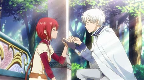 anime review snow white with the red hair heart of manga snow white with the red hair review anime rice digital