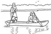 pilgrim village coloring page good coloring pages of wanoag mishoon canoe wetu