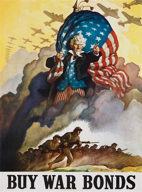 16 famous recruiting posters from world war two vintage