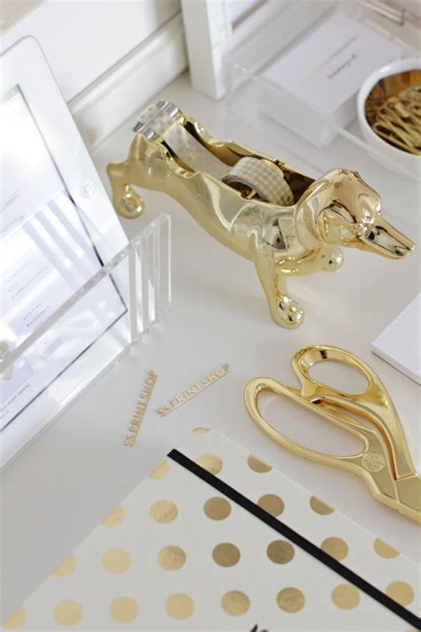 gold desk accessories 1000 ideas about gold desk accessories on