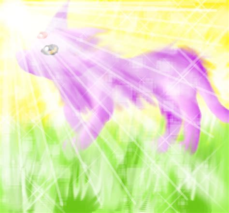 espeon the sun by parastatic espeon using morning sun by tears of on deviantart