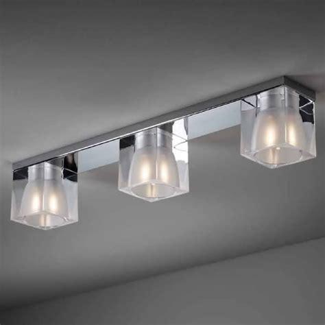 illuminazione bagno soffitto cubetto cristallo 3 soffitto fabbian soffitto