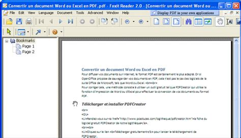 comment convertir un pdf au format excel sur windows 10 8 7 pc astuces convertir un document word ou excel en pdf