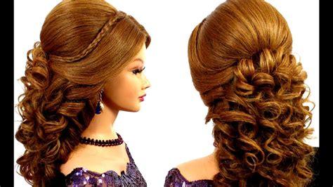 Фото прически на длинные волосы без челки