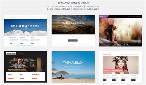 Kostenlose Vorlagen Homepage Kostenlose Homepage Erstellen Welche Anbieter Ist Der Beste
