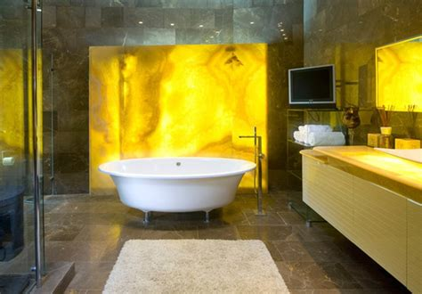Charmant Couleur Salle De Bain Zen #6: salle-de-bain-jaune-4.jpg