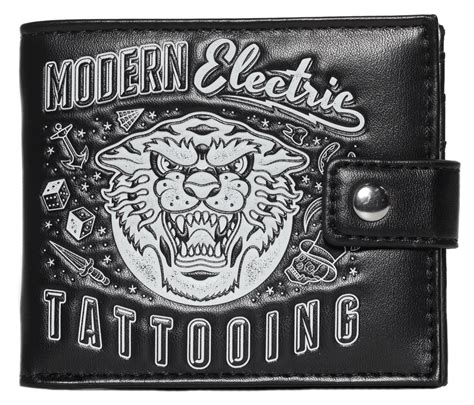 modern electric tattoo kustom kreeps modern electric t shirt sourpuss