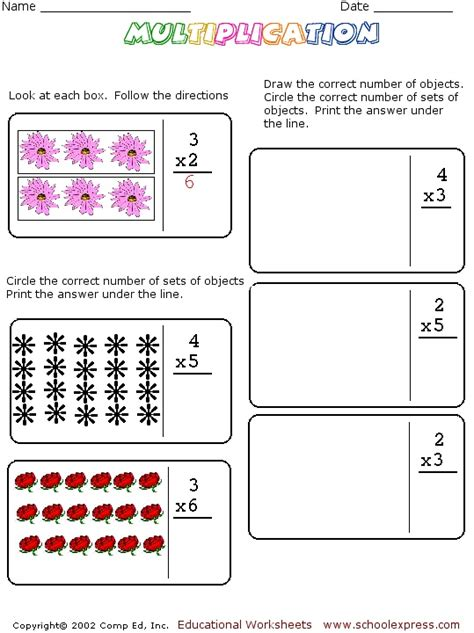 Multiplication As Equal Groups Worksheets by Multiplication Equal Groups Worksheets Teach Equal