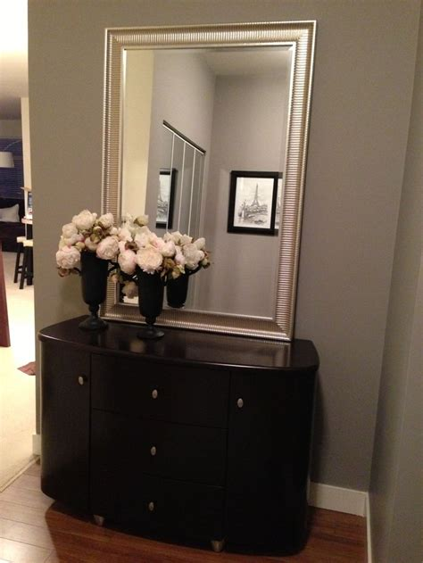 foyer paint colors benjamin my new entryway paint color and mirror benjaminmoore