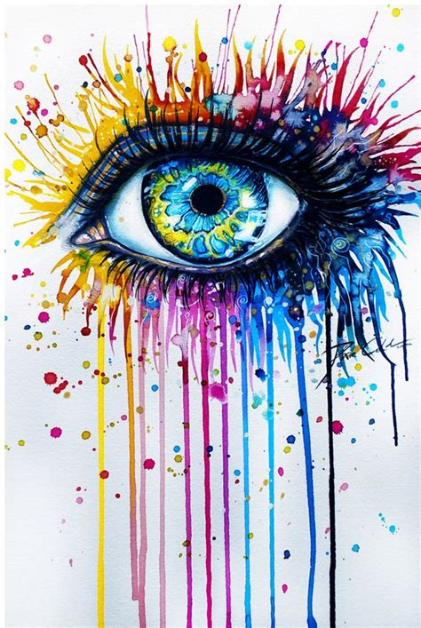cool painting ideas 50 mind blowing watercolor paintings and design