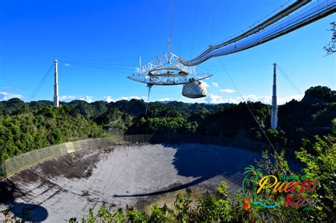 Best Beaches In The World To Visit Arecibo Observatory Largest Radio Telescope In The World