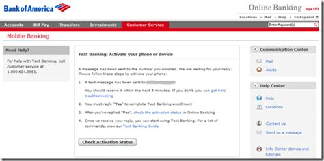 bank of america page text banking archives finovate