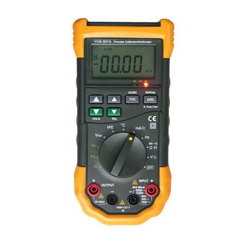 diode checking with multimeter digital multifunction process calibrator multimeter with diode test continuity yhs301a of