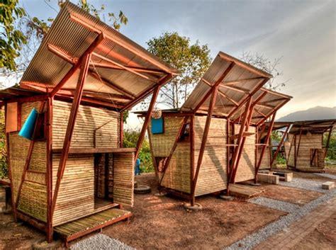 oneall green arsitek rumah bambu