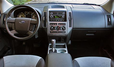 buy car manuals 2010 ford edge parking system review 2009 ford edge sport offers big wheels key improvements autoblog
