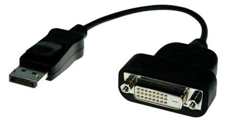 ati eyefinity on the cheap single link displayport to dvi adapter for 30 legit reviews