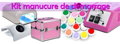 Gel Pour Ongle Pas Cher by Kit Ongles En Gel Pas Cher