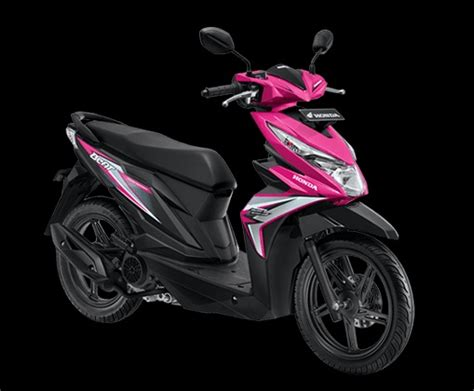 Scoopy 2018 Ungu by 56 Warna Motor Pink Beat Gambar Modifikasi Motor