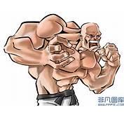 脾气暴躁肌肉男高清图片下载 非凡图库