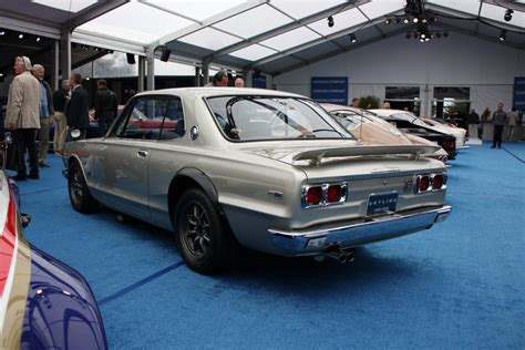Nissan Skyline Car Pictures