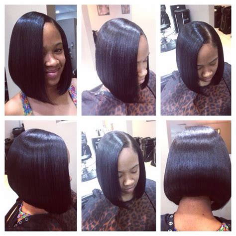pictures if short quick weave with lonng side burns quick weave bob action hair beauty that i love