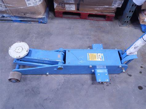10 ton floor air otc 5110 10 ton air hydraulic floor service t93306 ebay