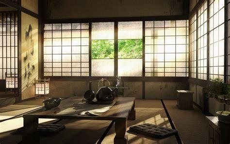 home zen wallpaper japan room tea party tea window desktop