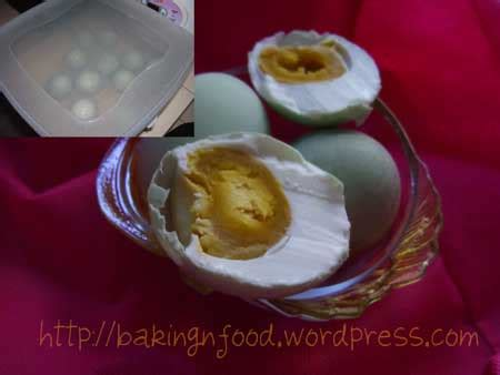 membuat telur asin mudah membuat telur asin mudah praktis a note of baking and food
