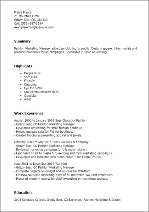 Fashion Producer Sle Resume by Fashion Pr Intern Resume 28 Images Fashion Internship Resume Sle Sle Cosmetologist