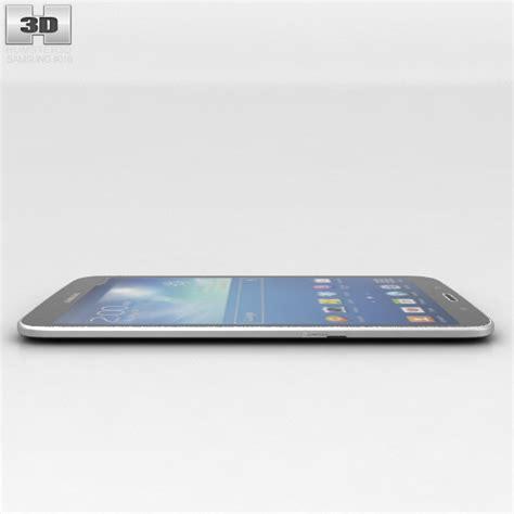 Samsung Tab 3 8 Inch samsung galaxy tab 3 8 inch black 3d model hum3d