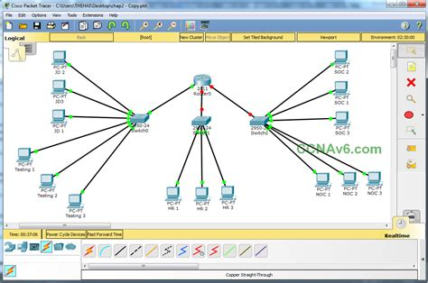 cisco packet tracer tutorial subnetting cisco packet tracer for beginners chapter 2 subnetting
